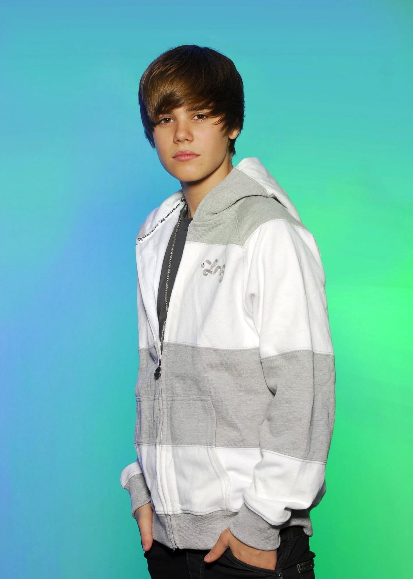 Bieber Photoshoot